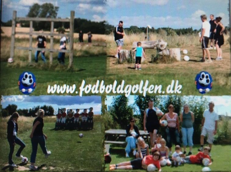 fodboldgolfen.dk