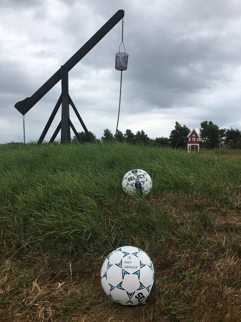 fodboldgolf i skagen